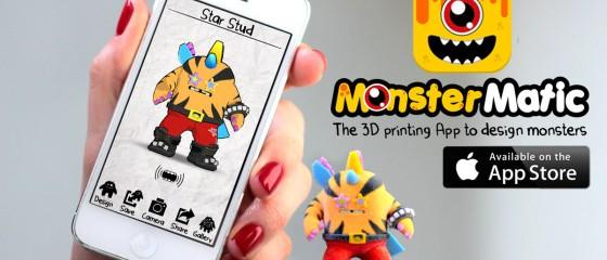 Imprimer son propre monstre n'a jamais été aussi facile