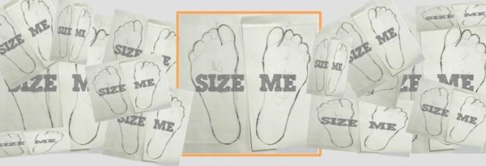 Imprimer chaussure à son pied